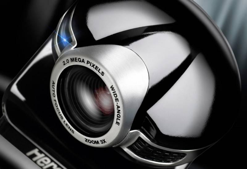 Камера Web Hercules Dualpix Infinite черный - фото 5