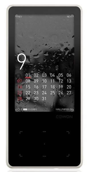 mp3-плеер 8Gb Cowon Iaudio 10 черный - фото 1
