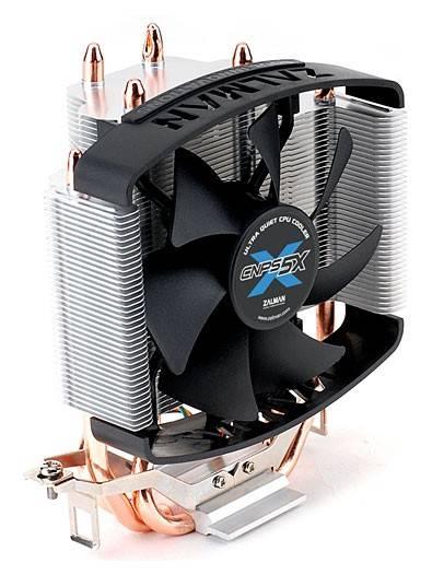 Устройство охлаждения(кулер) Zalman CNPS5X PERFORMA - фото 1