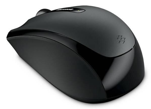 Мышь Microsoft 3500 черный - фото 3