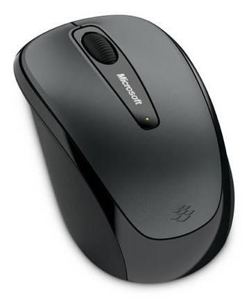 Мышь Microsoft 3500 черный - фото 4
