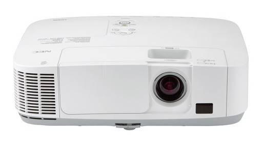 Проектор Nec M420X белый - фото 1