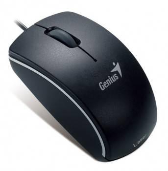 Мышь Genius Micro Traveler 330LS черный