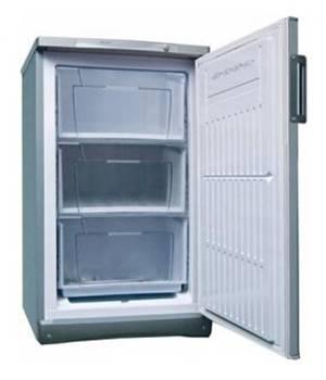 Морозильная камера Hotpoint-Ariston RMUP 100X H серый