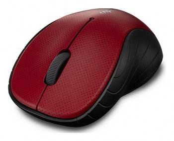 Мышь Rapoo 3000p красный / красный