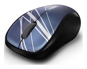 Мышь Rapoo 3100p синий