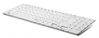 Клавиатура Rapoo E9070 белый