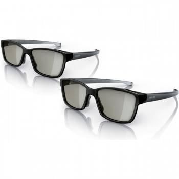 Очки 3D Philips PTA436 / 00 черный