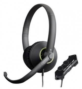Наушники с микрофоном Creative Sound Blaster Tactic360 Ion черный