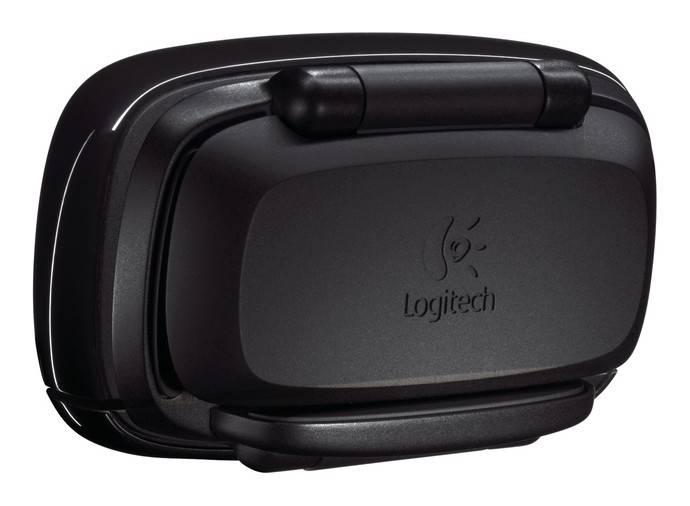 Камера Web Logitech HD Webcam B525 черный - фото 3