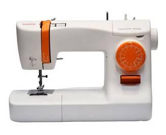 Швейная машина Toyota ECO15B белый (ECO 15B)