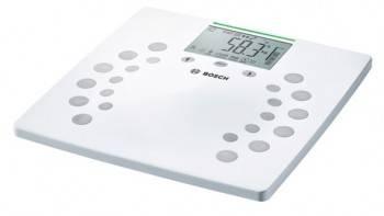 Весы напольные электронные Bosch PPW2360 белый