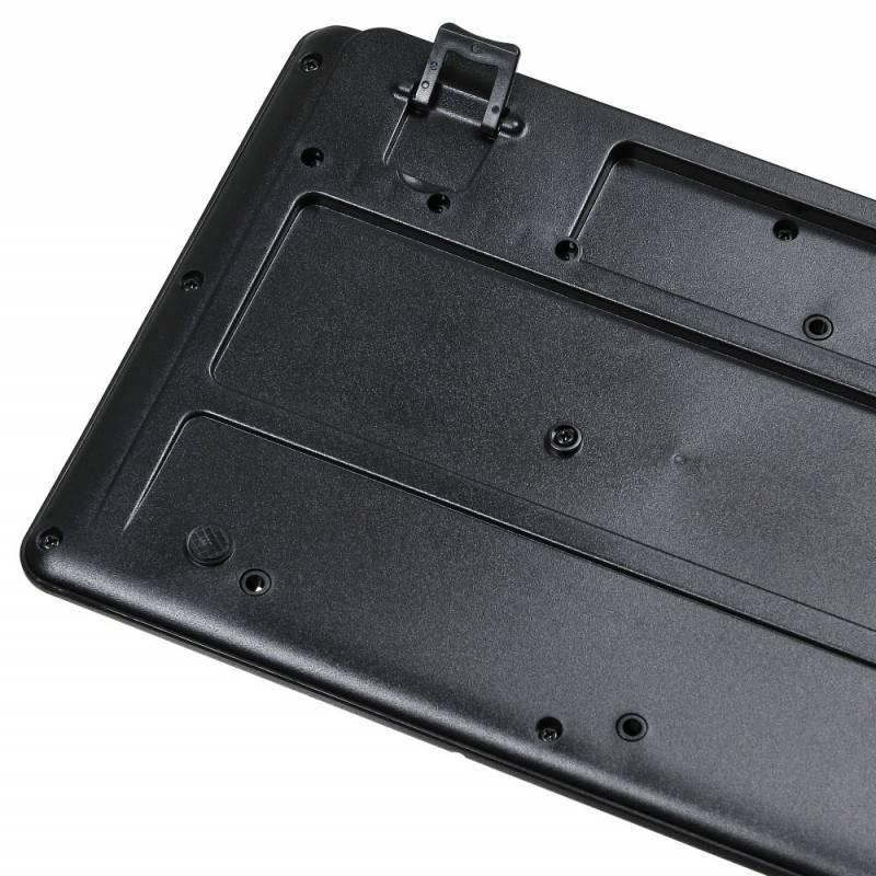 Клавиатура Oklick 140M черный - фото 5