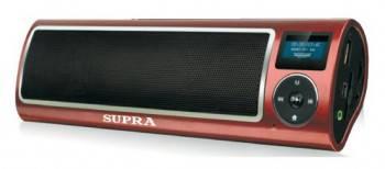 Магнитола Supra PAS-6255 коричневый