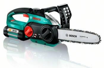 Цепная пила Bosch AKE 30 Li