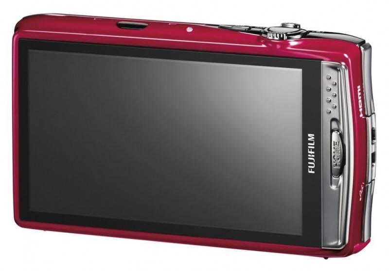 Фотоаппарат FujiFilm FinePix Z950EXR красный - фото 4