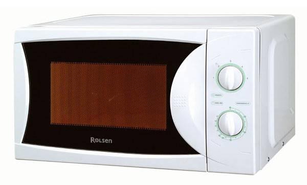 СВЧ-печь Rolsen MS1770ME белый - фото 1