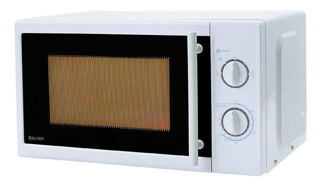СВЧ-печь Rolsen MS2080MB белый - фото 1