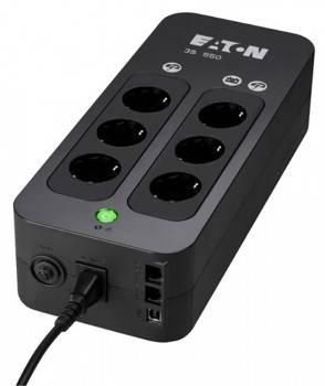 ИБП Eaton 3S 3S700DIN черный