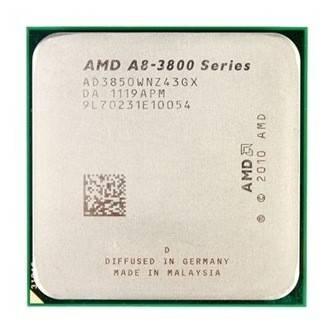 Процессор Socket-FM1 AMD A8 3870K OEM - фото 1