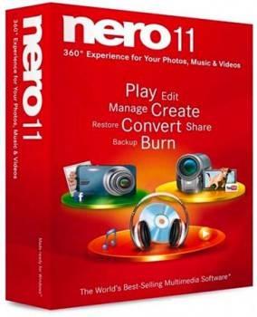 ПО Nero 11 Multimedia Suite BOX [4052272000192]