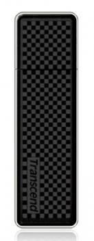 Флеш диск 8Gb Transcend Jetflash 780 USB3.0 черный / серебристый