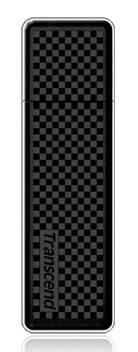 Флеш диск Transcend Jetflash 780 16ГБ USB3.0 черный/серебристый (TS16GJF780) - фото 1