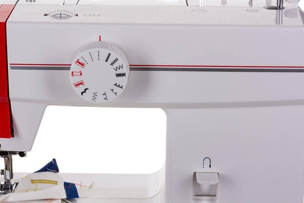 Швейная машина Astralux M10 белый - фото 3
