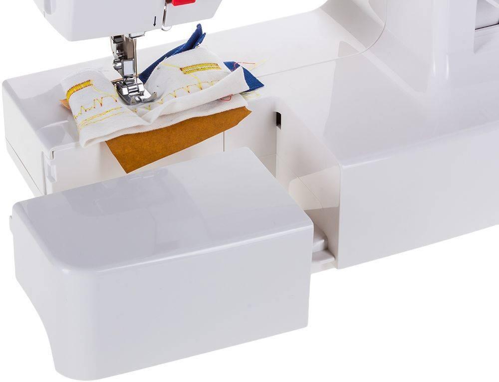 Швейная машина Astralux M10 белый - фото 4