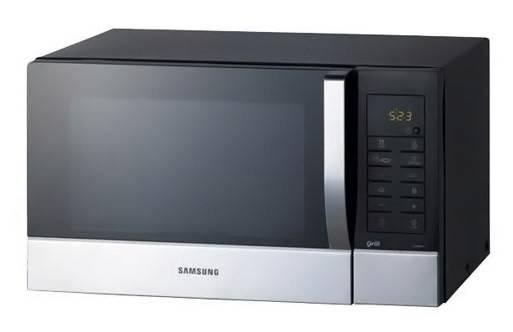 СВЧ-печь Samsung ME-89MPSR черный - фото 1