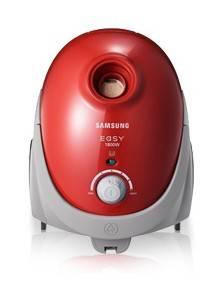 Пылесос Samsung SC5251 красный (VCC5251V3R/XEV) - фото 2