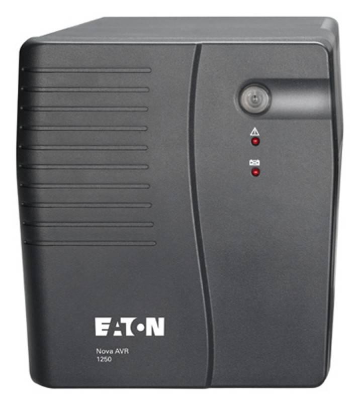 ИБП Eaton Nova AVR 500 250Вт черный - фото 1