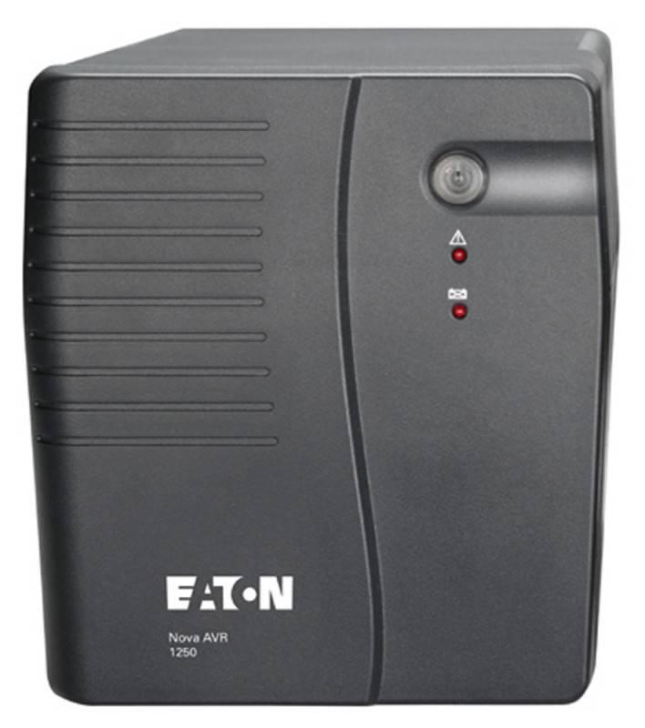 ИБП Eaton Nova AVR 625 360Вт черный - фото 1