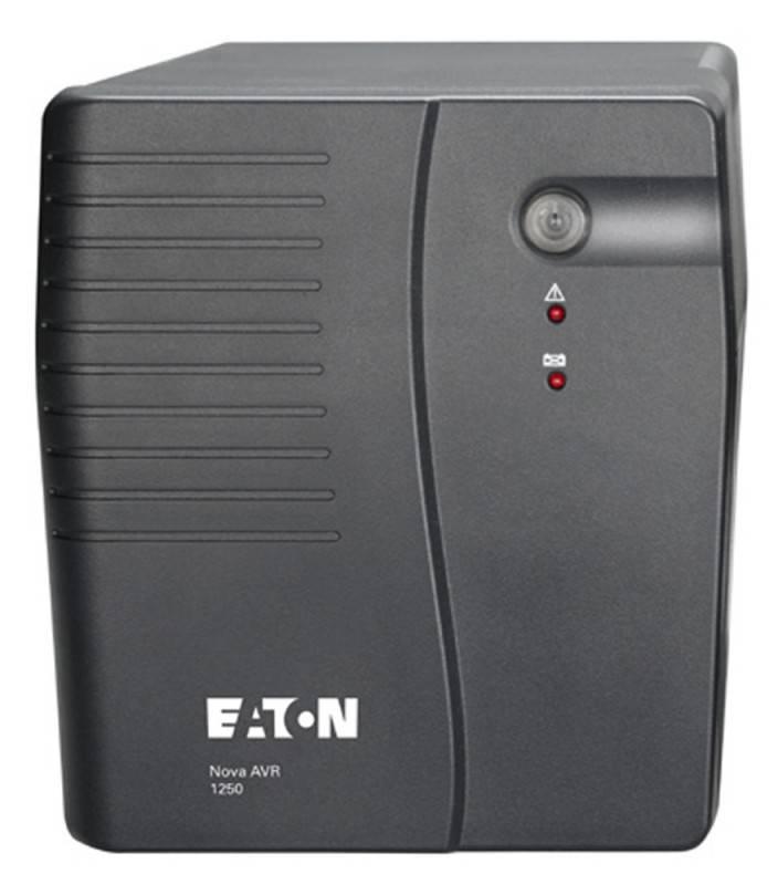 ИБП Eaton Nova AVR 1250 660Вт черный - фото 1