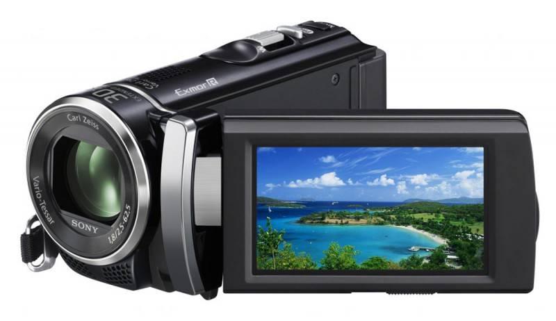 Видеокамера Sony HDR-PJ200E  Flash 1080p - фото 3