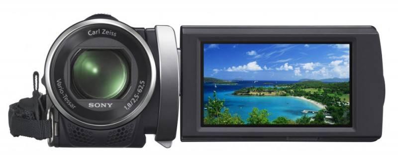 Видеокамера Sony HDR-PJ200E  Flash 1080p - фото 4