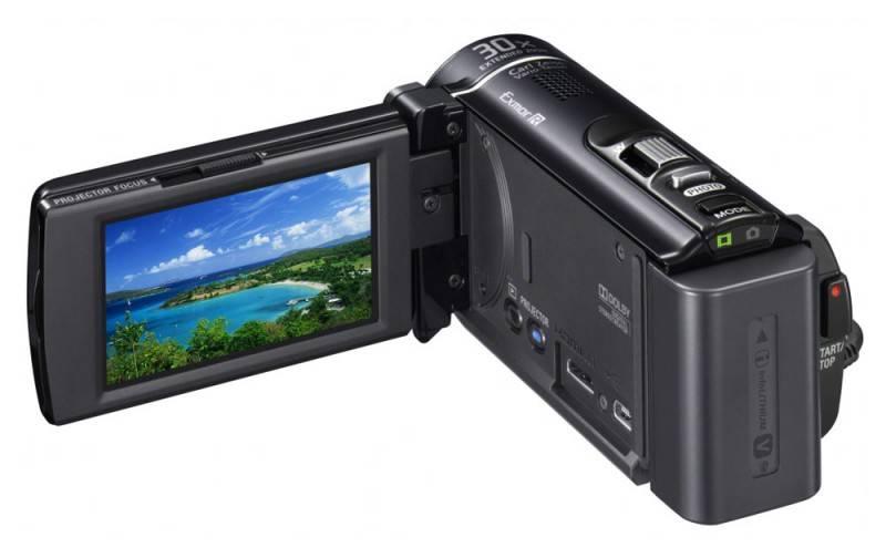 Видеокамера Sony HDR-PJ200E  Flash 1080p - фото 5