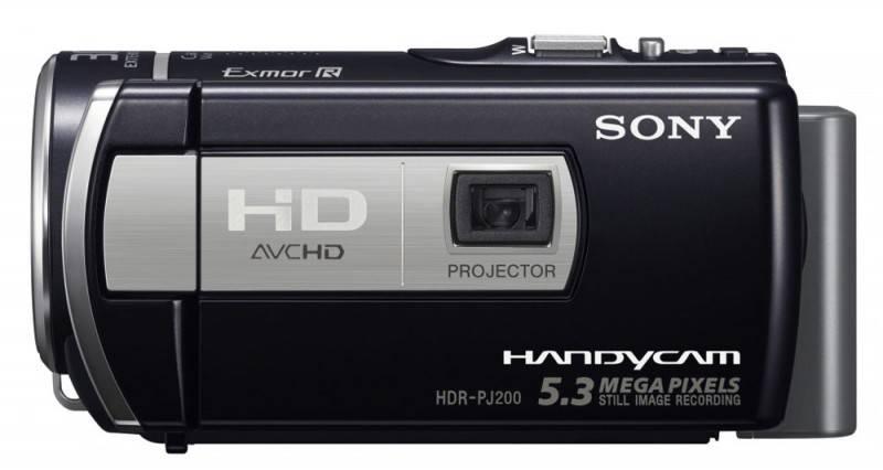 Видеокамера Sony HDR-PJ200E  Flash 1080p - фото 6