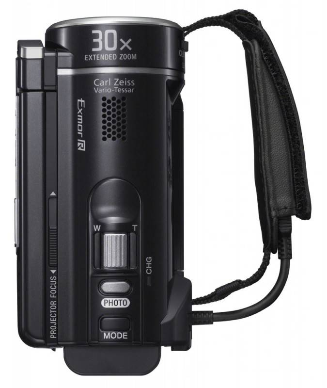 Видеокамера Sony HDR-PJ200E  Flash 1080p - фото 8