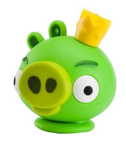 Флеш диск Emtec A101 Green Pig 4ГБ USB2.0 зеленый - фото 2