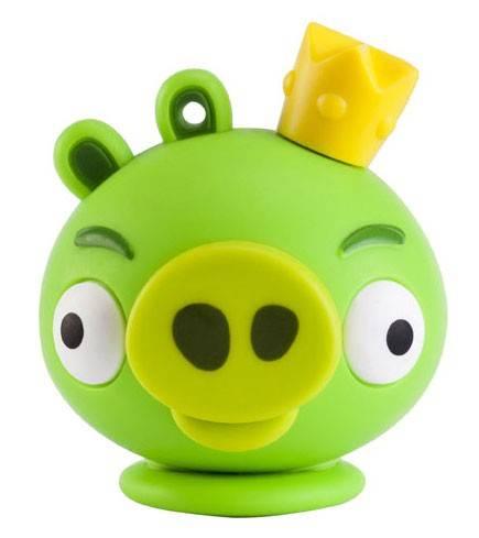 Флеш диск Emtec A101 Green Pig 4ГБ USB2.0 зеленый - фото 3