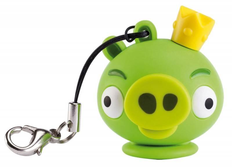 Флеш диск Emtec A101 Green Pig 4ГБ USB2.0 зеленый - фото 4