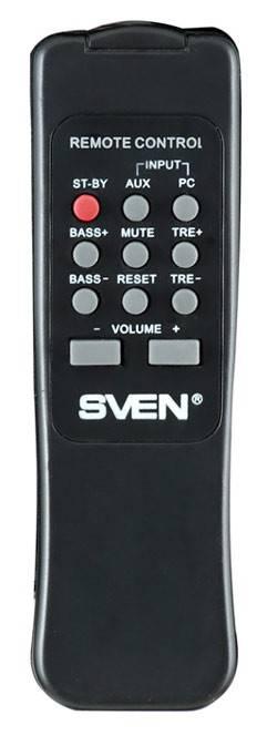 Колонки 2.0 Sven Royal 2R черный - фото 4
