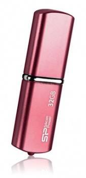 Флеш диск 32Gb Silicon Power LuxMini 720 USB2.0 розовый