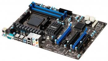 Материнская плата MSI 970A-G46 Soc-AM3+ ATX