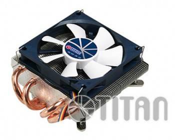Устройство охлаждения(кулер) Titan TTC-NC25TZ/PW(RB)