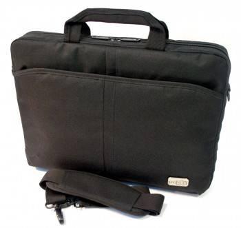 """Сумка для ноутбука 15.6"""" PC Pet 600D черный (PCP-A1115BK)"""