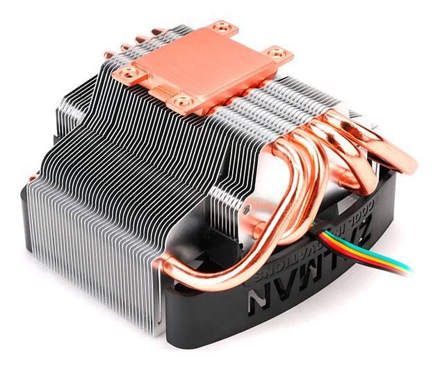 Устройство охлаждения(кулер) Zalman CNPS8000B Ret - фото 2
