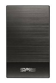 Внешний жесткий диск 500Gb Silicon Power D05 Diamond черный USB 3.0