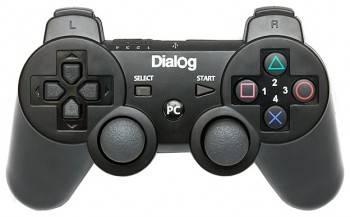 Геймпад Dialog GP-A17RF